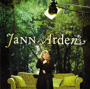 Jann Arden Willing to Fall Down cover