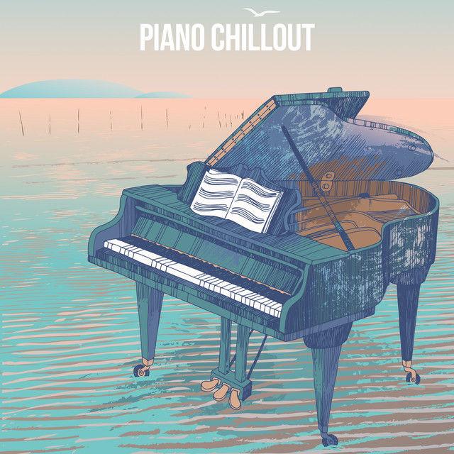 Album cover for Piano Chillout by Peaceful Piano Chillout