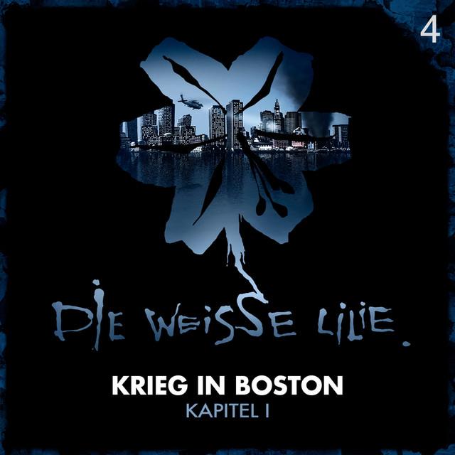 04: Krieg in Boston - Kapitel I Cover