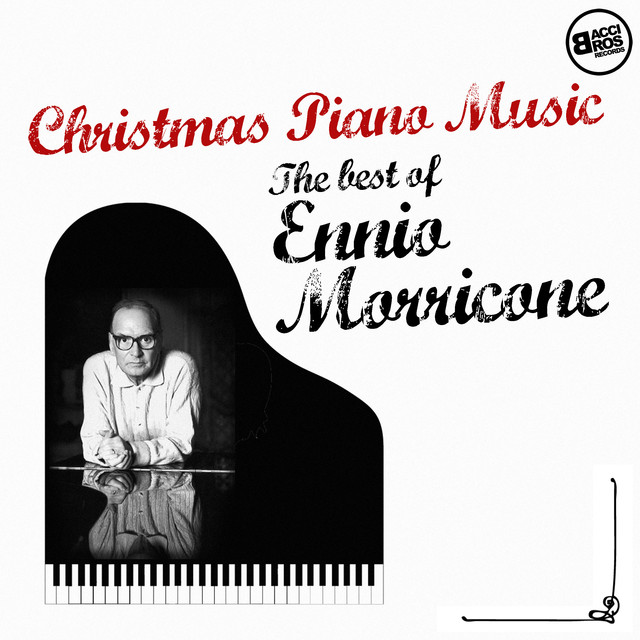 Christmas Piano Music - The Best of Ennio Morricone Albumcover