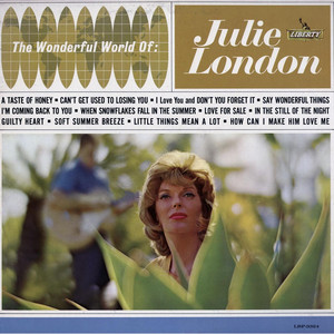 The Wonderful World of Julie London Albümü