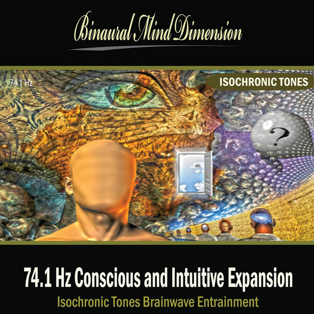 74 1 Hz Conscious and Intuitive Expansion: Isochronic Tones