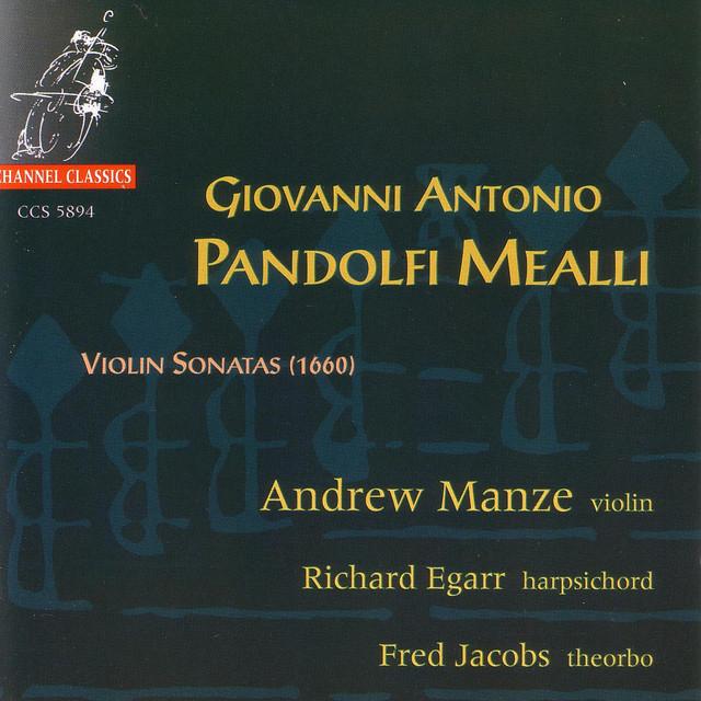 G.A Pandolfi Mealli: Violin Sonatas