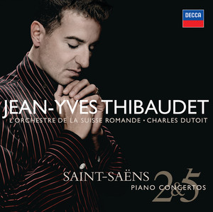 Saint-Saens: Piano Concertos Nos.2 & 5 etc album