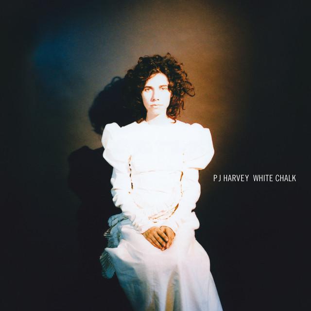 Album cover for White Chalk by PJ Harvey