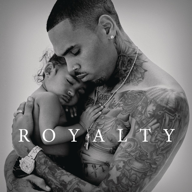 Chris Brown Royalty album cover