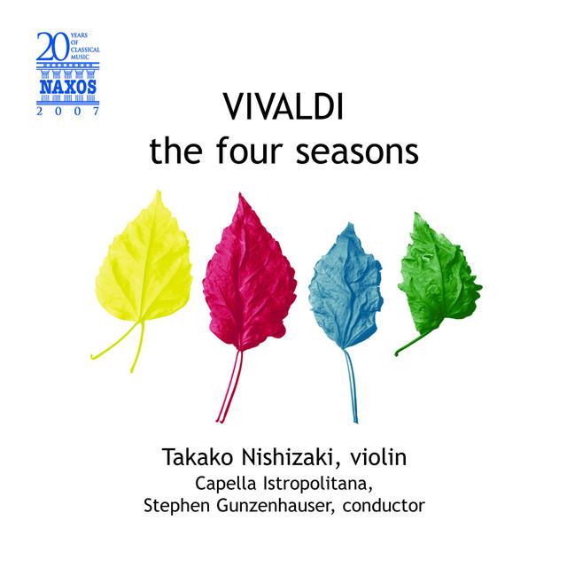 Vivaldi, A.: 4 Seasons (The) / Concerto Alla Rustica Albumcover