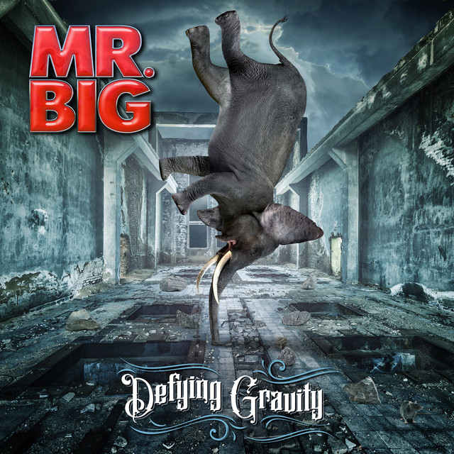 Album cover for Defying Gravity by Mr. Big