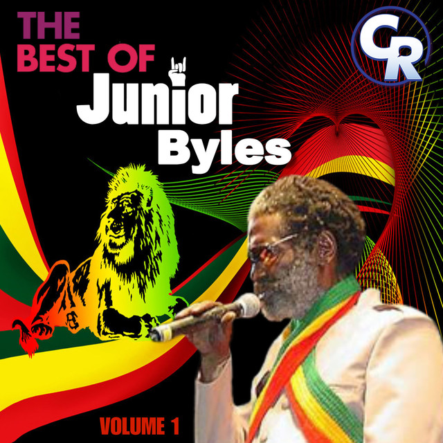 Album cover for The Best Of Junior Byles Vol. 1 by Junior Byles