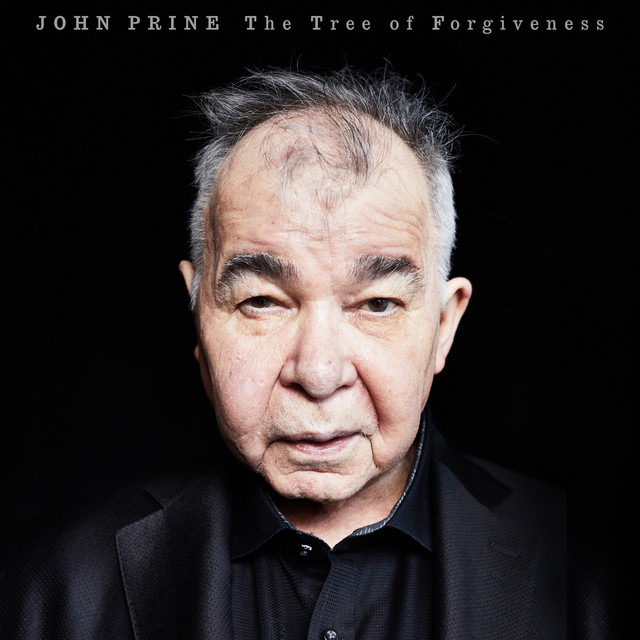Skivomslag för John Prine: The Tree Of Forgiveness