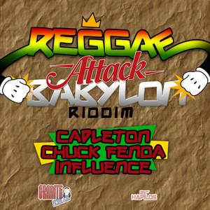 Reggae Attack album