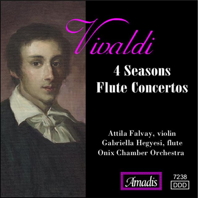 Vivaldi: 4 Seasons (The) / Flute Concertos Albumcover