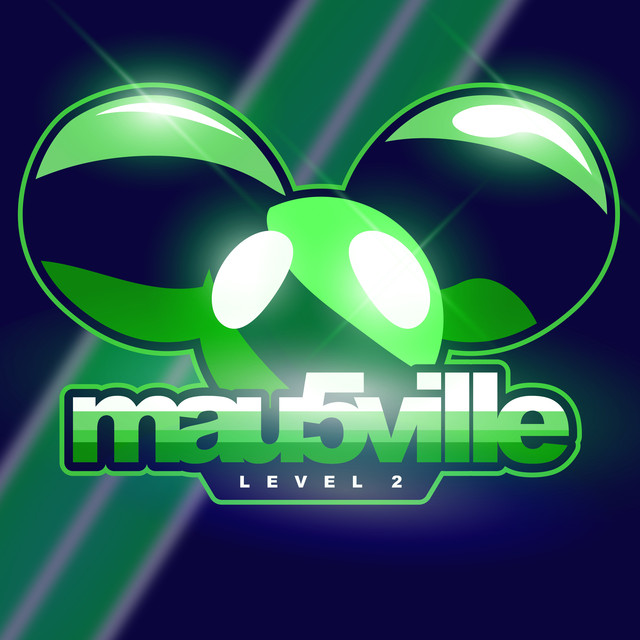 Album cover for mau5ville: Level 2 by deadmau5