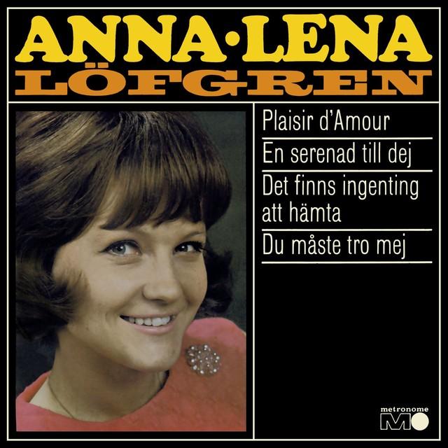 Anna-Lena Löfgren - Minns Du Dé?