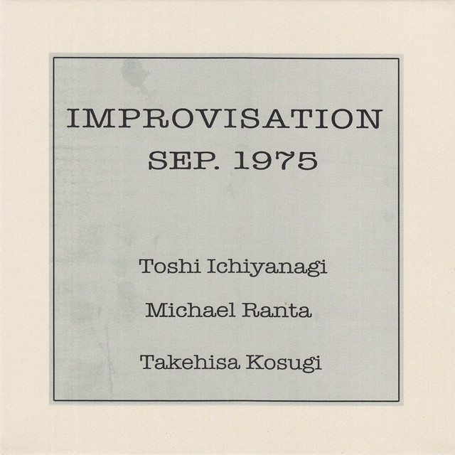 Improvisation, Sep. 1975