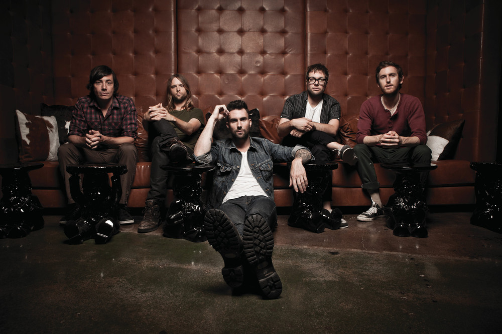 Maroon 5 tickets and 2017 tour dates