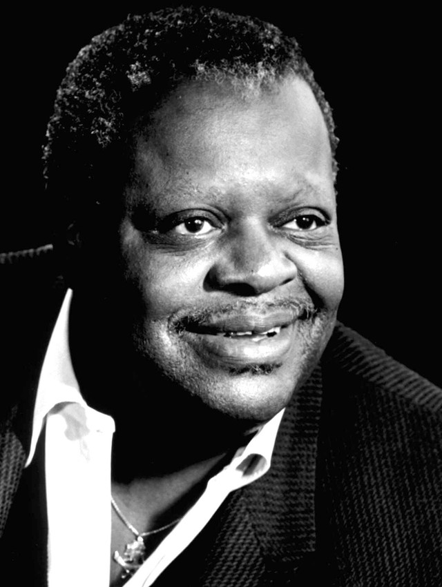 Oscar Peterson, The Oscar Peterson Trio Mack the Knife cover