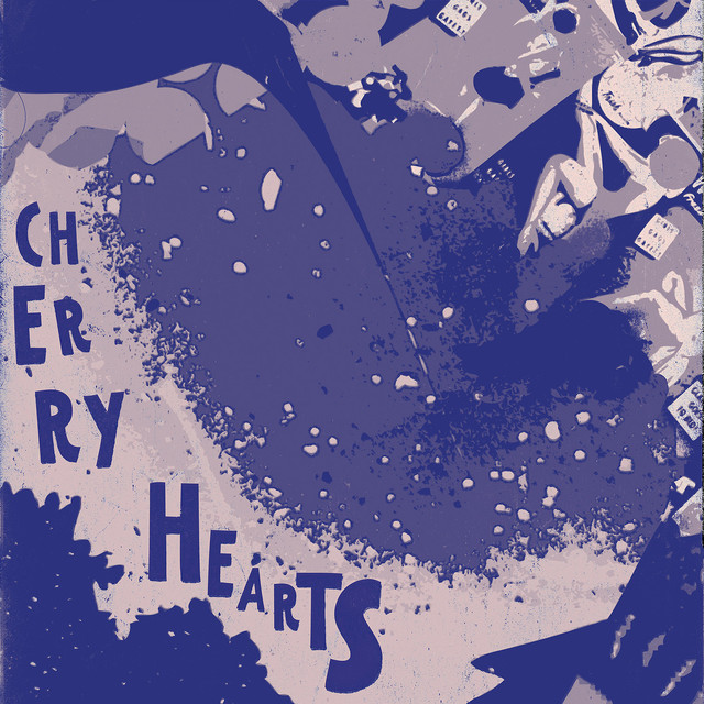 Image result for cherry hearts flipped