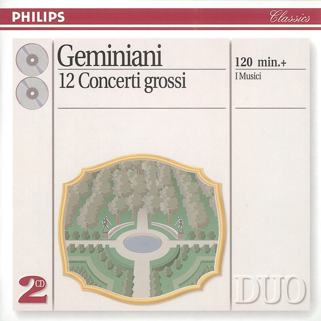 12 Concerti Grossi after Corelli op. 5