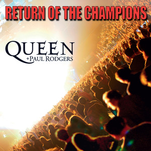 Return Of The Champions Albumcover