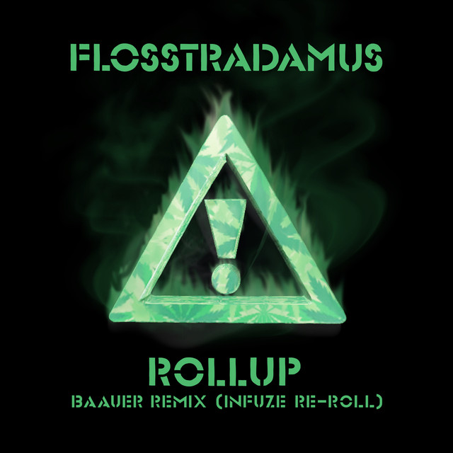 Roll Up [Baauer Remix] cover