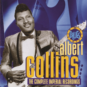 Albert Collins Jam It Up cover