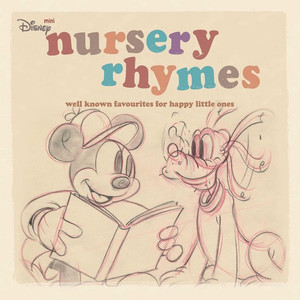 Larry Groce, Disneyland Children's Sing-Along Chorus, Disneyland Childrens Sing Along Chorus Mickey Mouse March cover