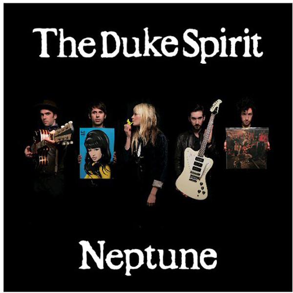 Album cover for Neptune by The Duke Spirit