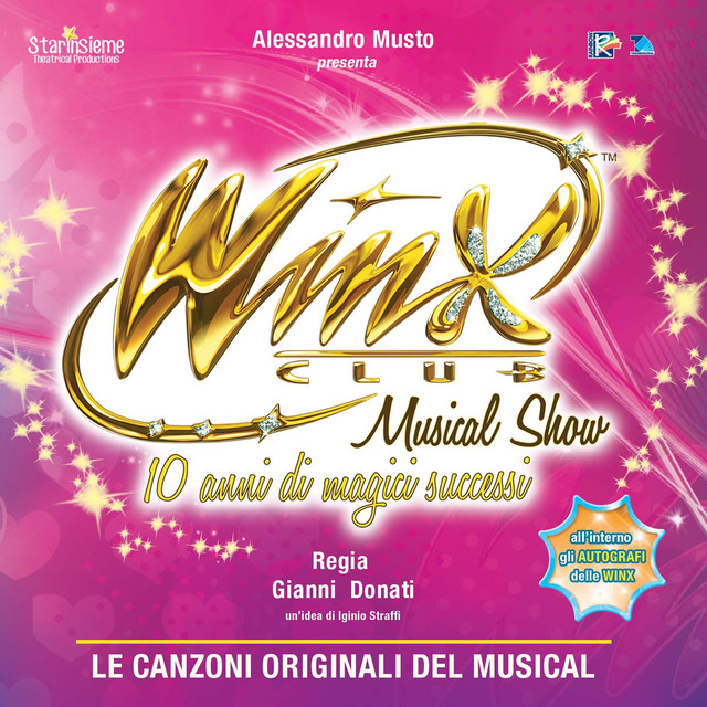 Siamo Sirenix A Song By Cast Winx Musical On Spotify