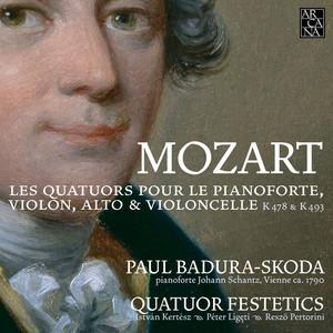 Mozart: Piano Quartets Albümü