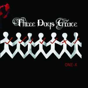 Three Days Grace Never Too Late cover