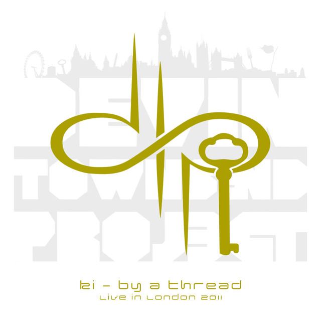 Ki - By A Thread, live in London 2011 Albumcover