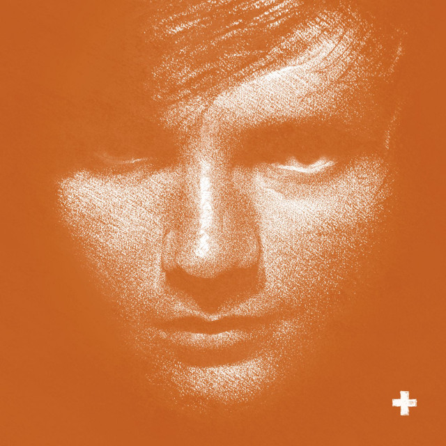 Ed Sheeran + album cover