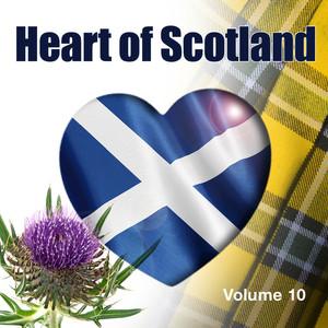 Heart of Scotland, Vol. 10 Albumcover