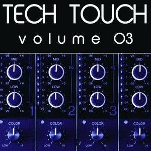 Tech Touch, Vol. 3 Albumcover