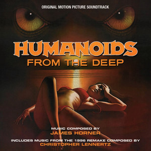 Humanoids From The Deep Albumcover