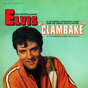 Elvis Presley Clambake cover