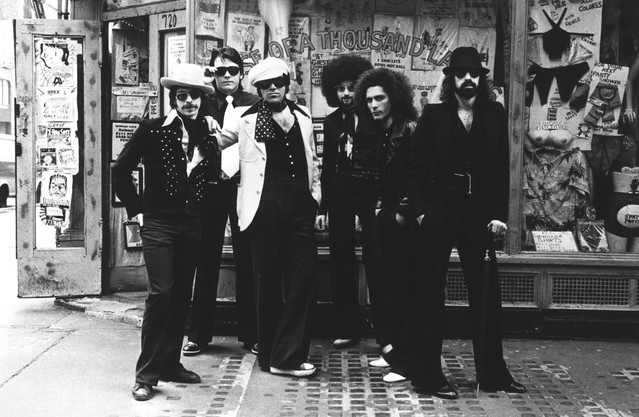 The J. Geils Band Picture