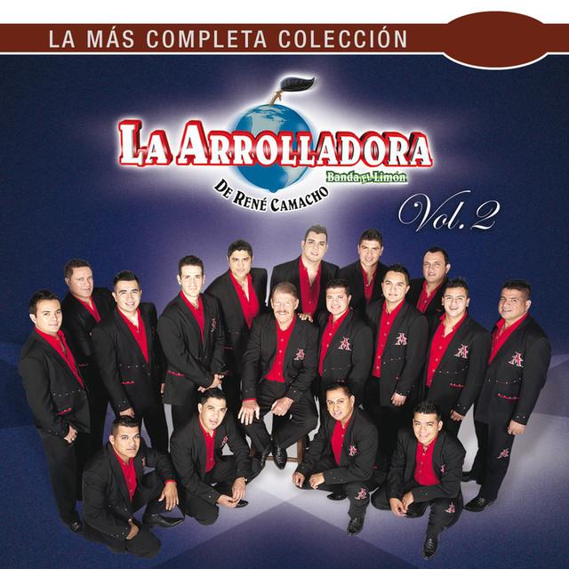 La Más Completa Colección (Vol. 2) Albumcover