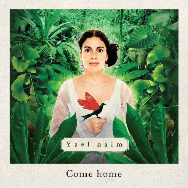Yael Naïm Come Home (edit radio) - single album cover