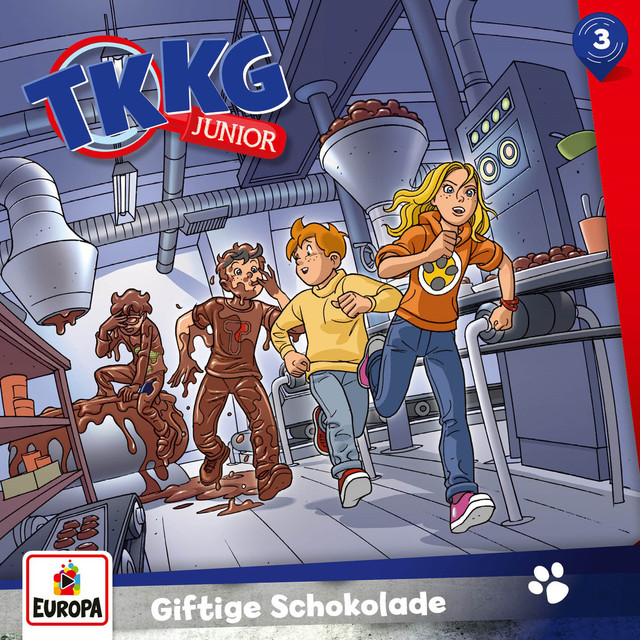 003 - Giftige Schokolade Cover