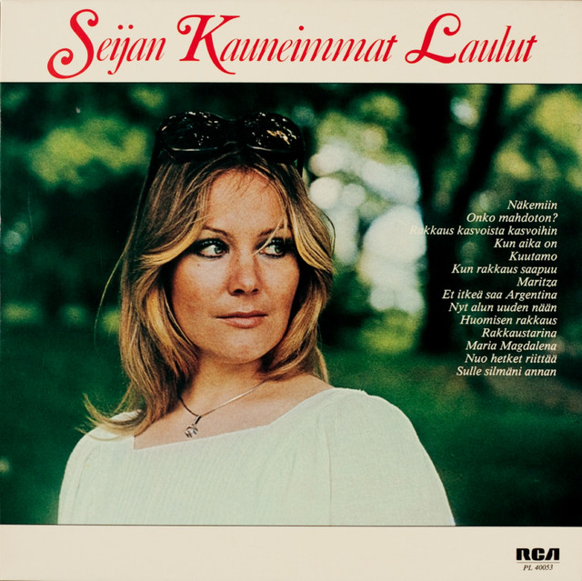 Seijan kauneimmat laulut by Seija Simola on Spotify