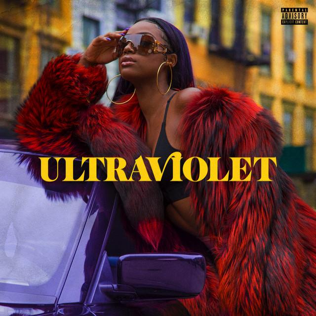 Justine Skye ULTRAVIOLET album cover