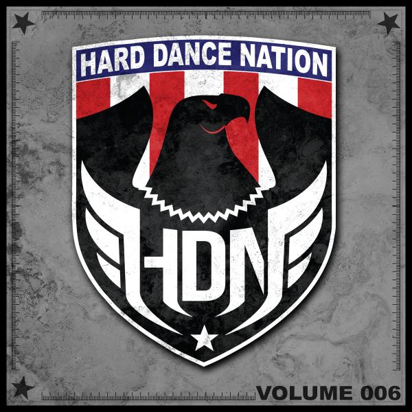 Hard Dance Nation, Vol. 6