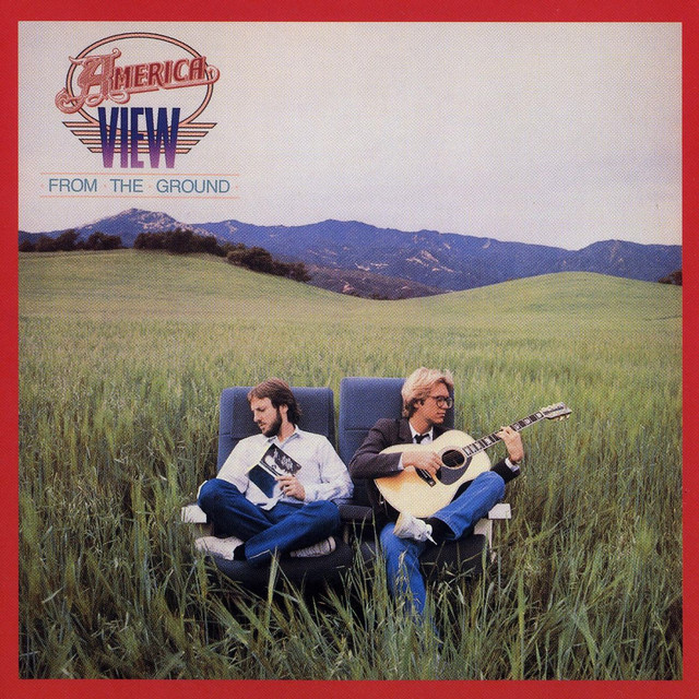 America View From the Ground album cover