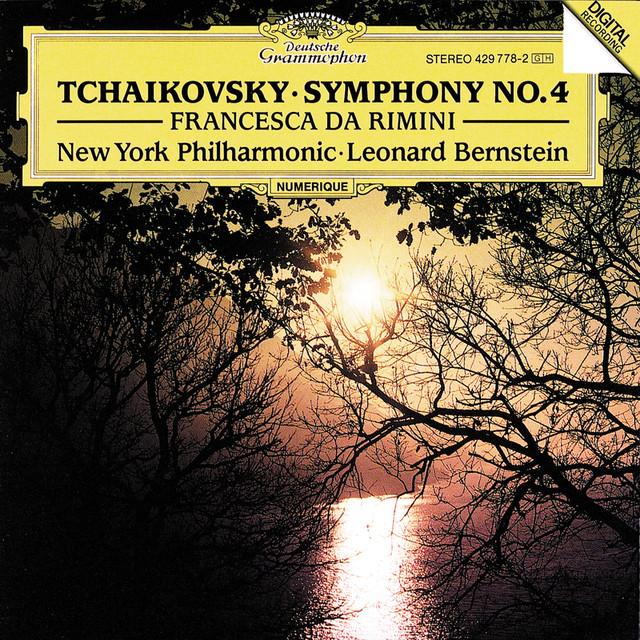 Tchaikovsky: Symphony No.4; Francesca da Rimini Albumcover