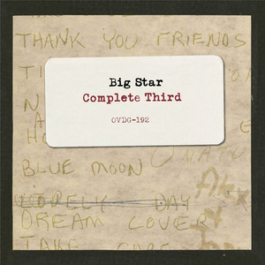 Complete Third - Big Star