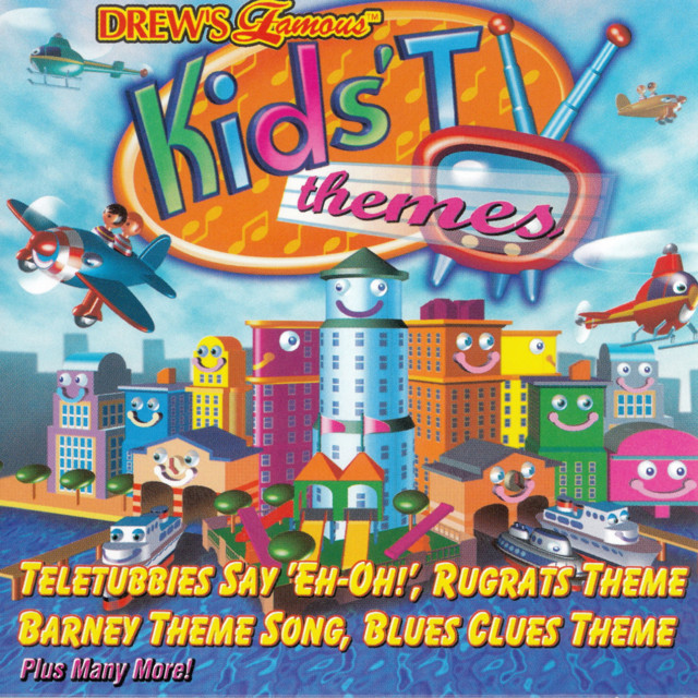 Barney Theme Song, a song by The Hit Crew on Spotify