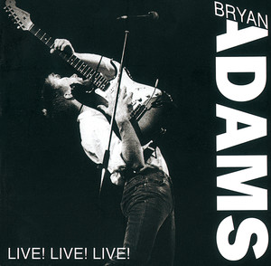 Live! Live! Live! Albumcover