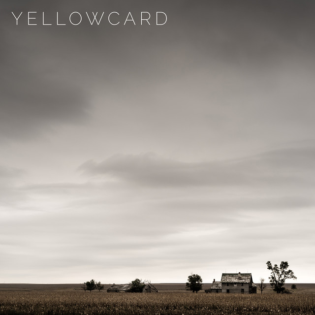 Album cover for Yellowcard by Yellowcard